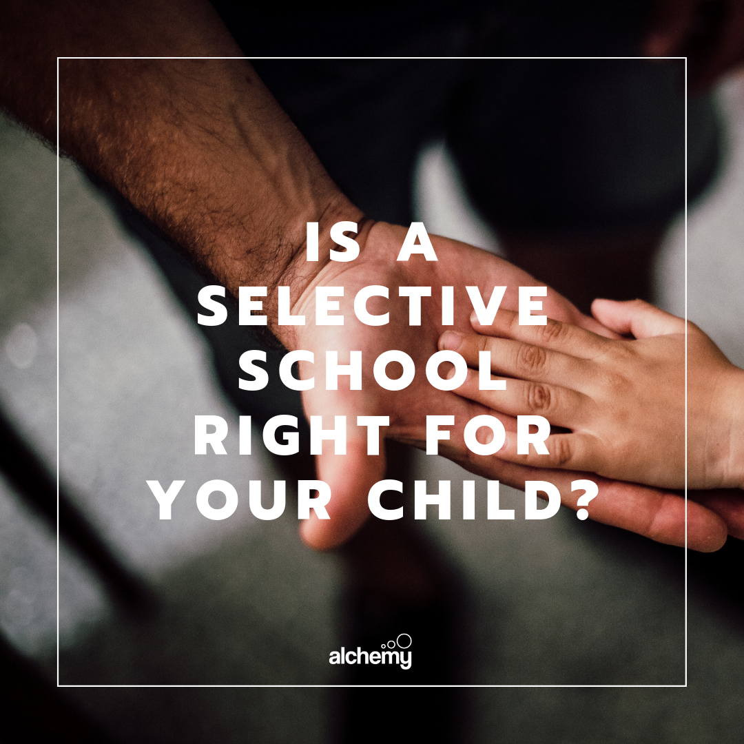 Is a selective school right for your child?