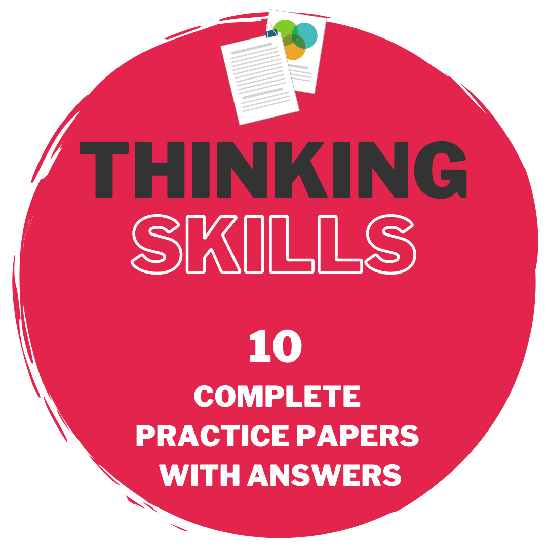 Thinking Skills Practice Papers